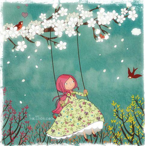 spring… by hallice.com