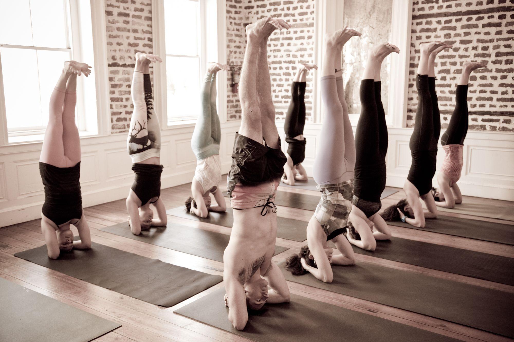GoRecess Studio Spotlight: Charleston Power Yoga; Charleston, SC
