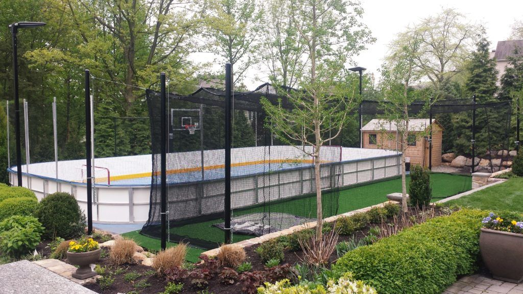 Synthetic Hockey Batting Cage in 2020 Batting cage