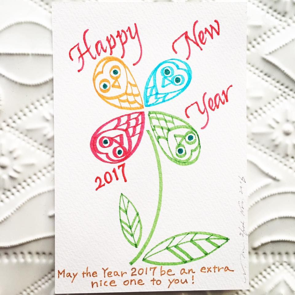cute new year card ideas perfect for children