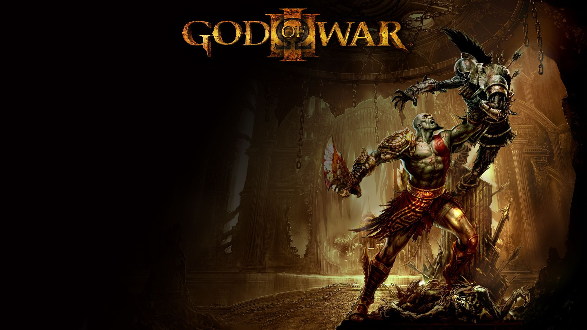 God of war ascension wallpaper wallpapers for desktop god of war ascension wallpaper voltagebd Image collections