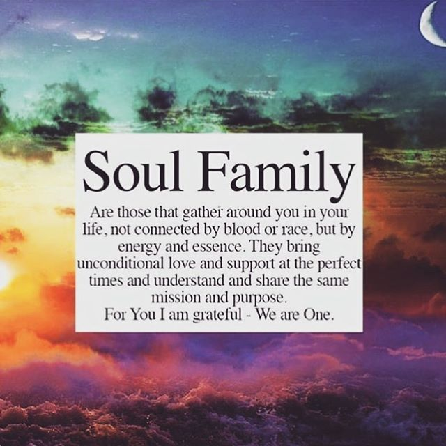 I Call Them My Tribe Quotes And Misc I Love Soul Family