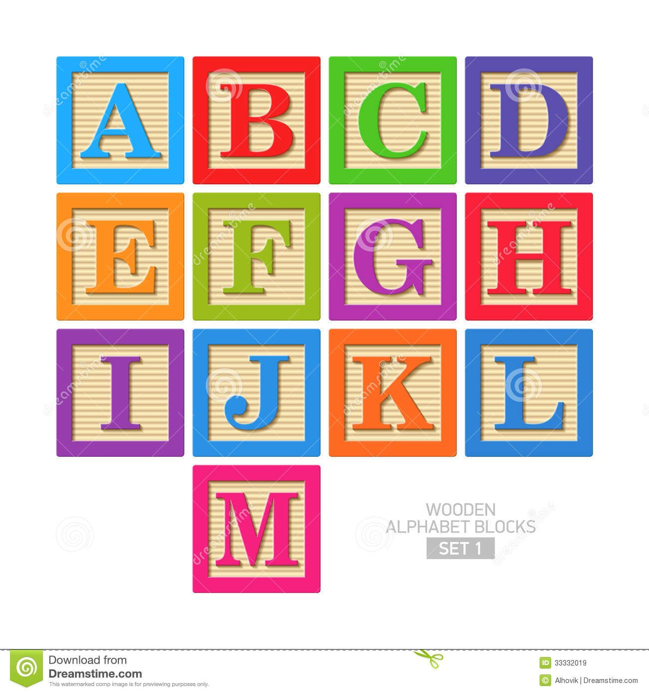 Wooden Alphabet Blocks Download From Over 27 Million High