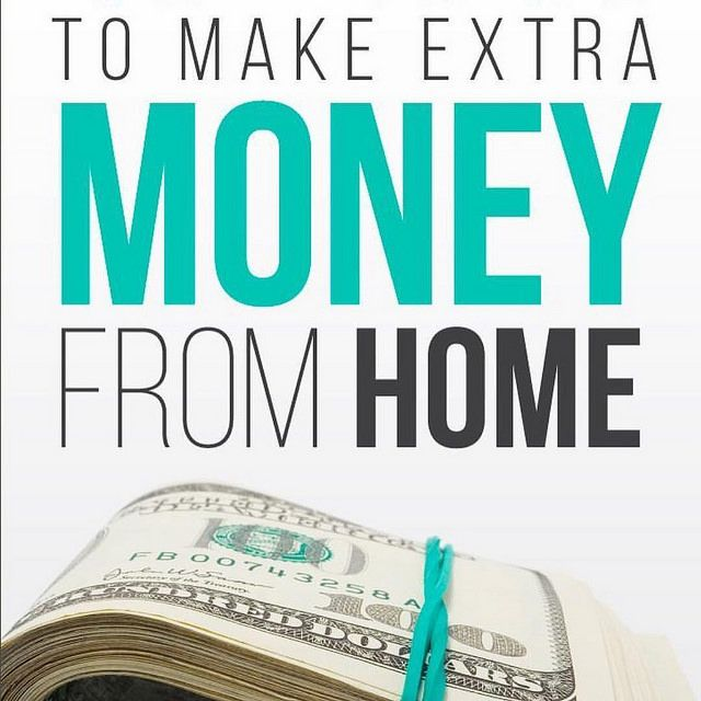 work at home - how to make money #makemoneyonline #workfromhome ...