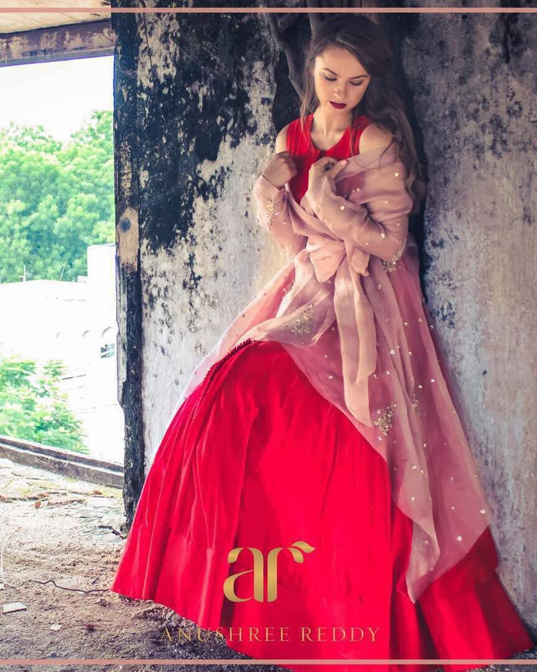 Anushree Reddy collection | things to wear | Pinterest