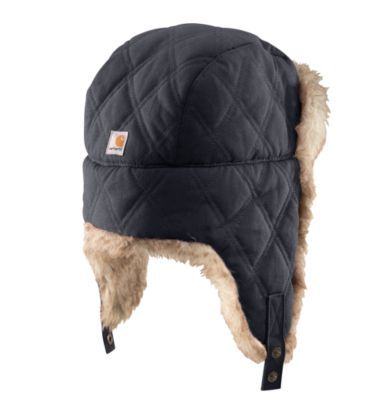 3a0b091ee53b8 Carhartt Women s Bayfield Trapper Hat with faux fur lining  want ...