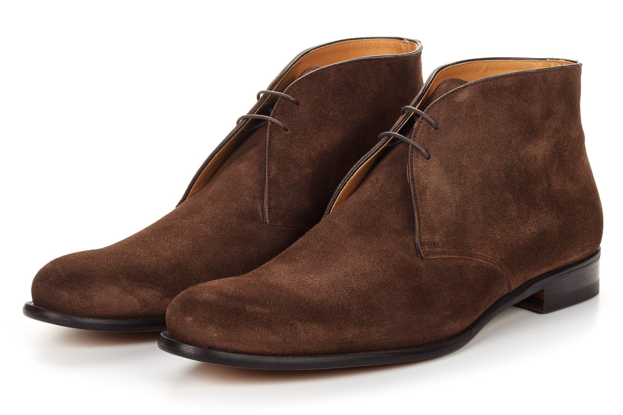 The Newman Boot SuedeShoes 2019 Cafe Mens In Chukka 2YEH9IWD