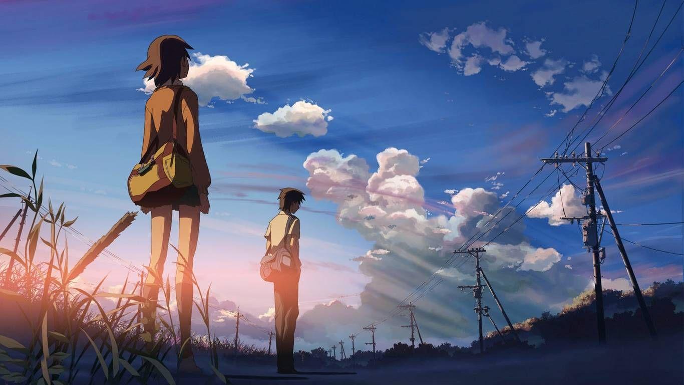 Pin On Sad Anime Couple
