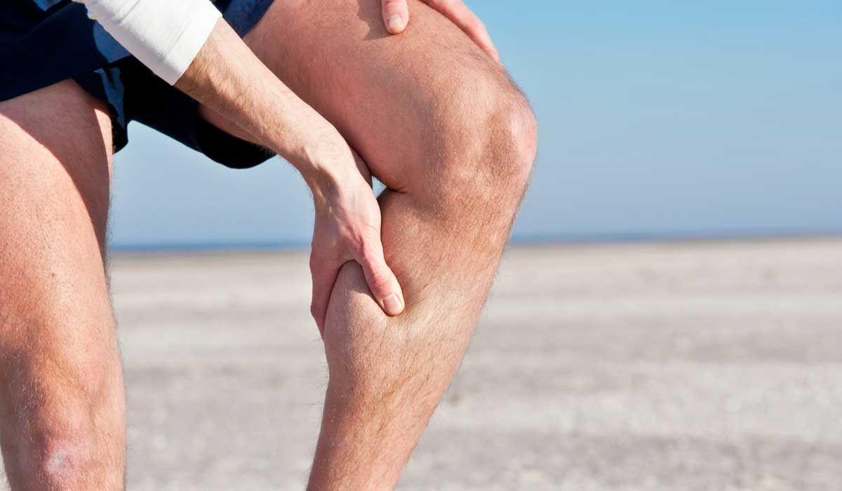 علاج الم الساقين Muscle Knots Muscle Cramp Muscle Aches