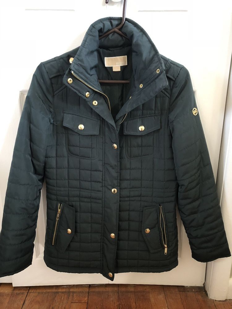 e22bbdcb02e62 michael kors womens jacket  fashion  clothing  shoes  accessories   womensclothing  coatsjacketsvests (ebay link)