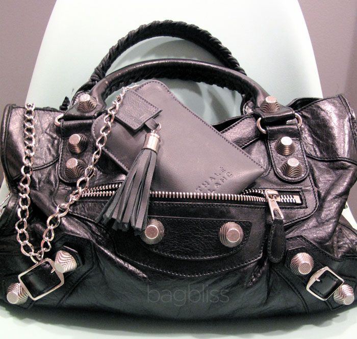 5868fc0321c6 Balenciaga  City GSH  - my favorite bag