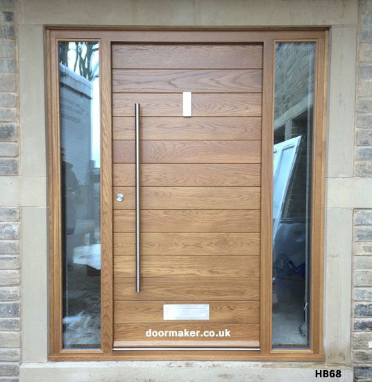 Contemporary Front Door Hb68 Bespoke Doors And Windows Modern Front Door Contemporary Front Doors Modern Entrance Door