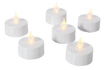 Lämpökynttilät ELI 6 kpl/pkt LED | JYSK