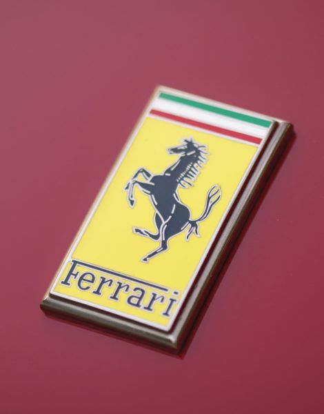 Ferrari Logo HD IPhone Wallpaper
