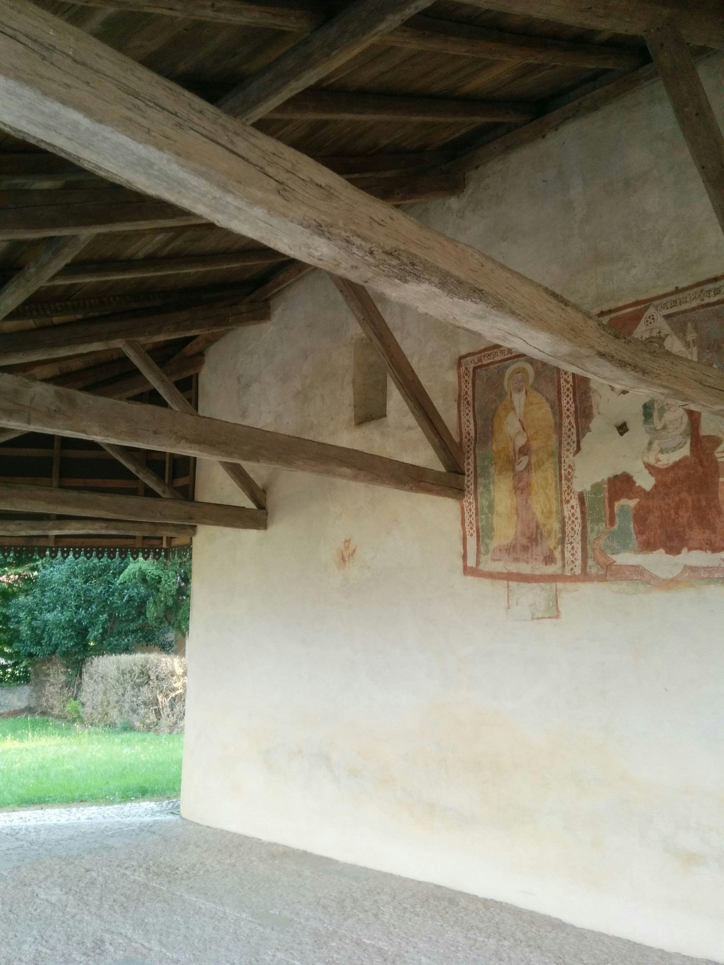 #Blogtour #Aifb #MarcaTrevisoinBianco #SanPietrodiFeletto #Pieve #Church
