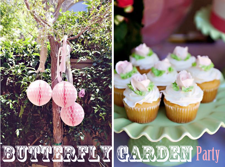 Butterfly Garden Party Karas Party Ideas The Place for All