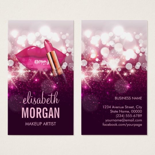 Pin By Sonali On My Saves In 2021 Makeup Artist Business Cards Makeup Artist Business Makeup Artist Business Cards Design
