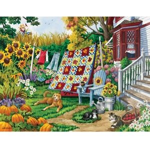 Country Autumn Puzzle