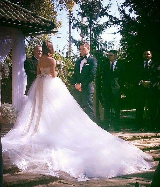 Beautiful Ball Gown Huge Puffy Dress Big Puffy Wedding