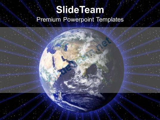 0313 global issues of solar system powerpoint templates ppt themes