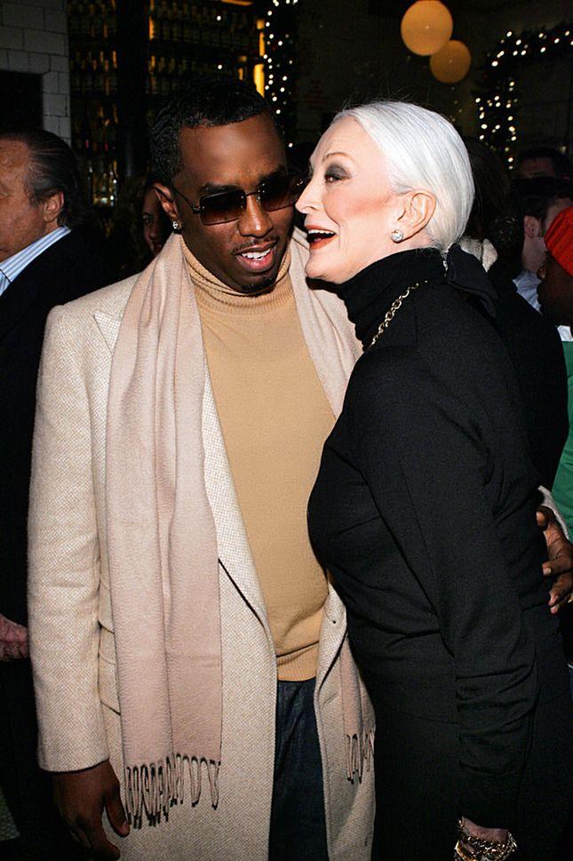 Кармен Делль'Орефиче не сходит со страниц Vogue уже семьдесят лет | Мода | Модельный бизнес | VOGUE