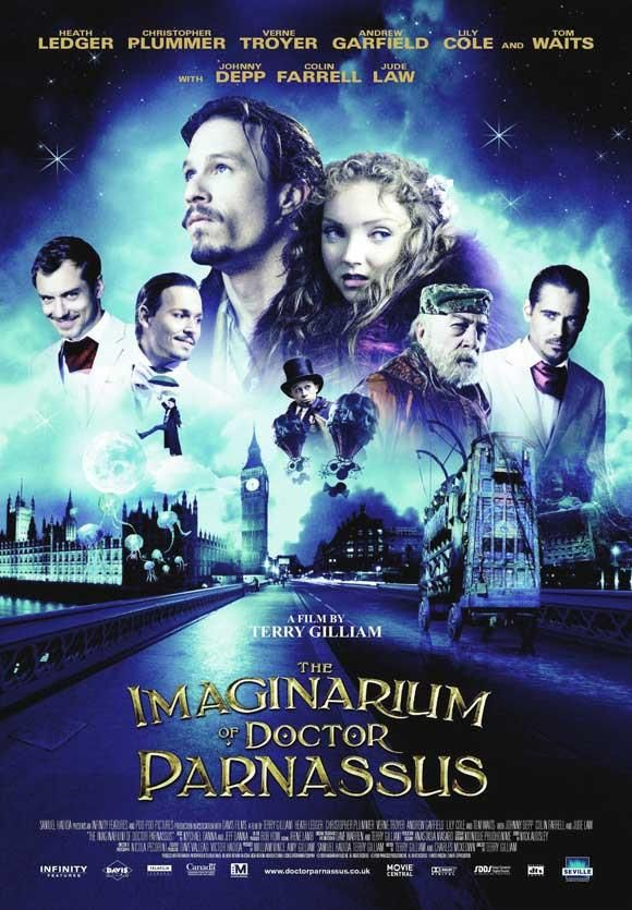 watch the imaginarium of doctor parnassus online free