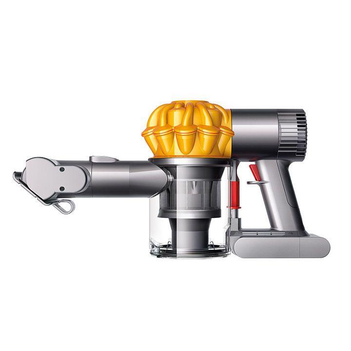 Dyson Dc58 V6 Top Dog Handheld Vacuum Yellow New Best Handheld Vacuum Dyson V6 Handheld Vacuum