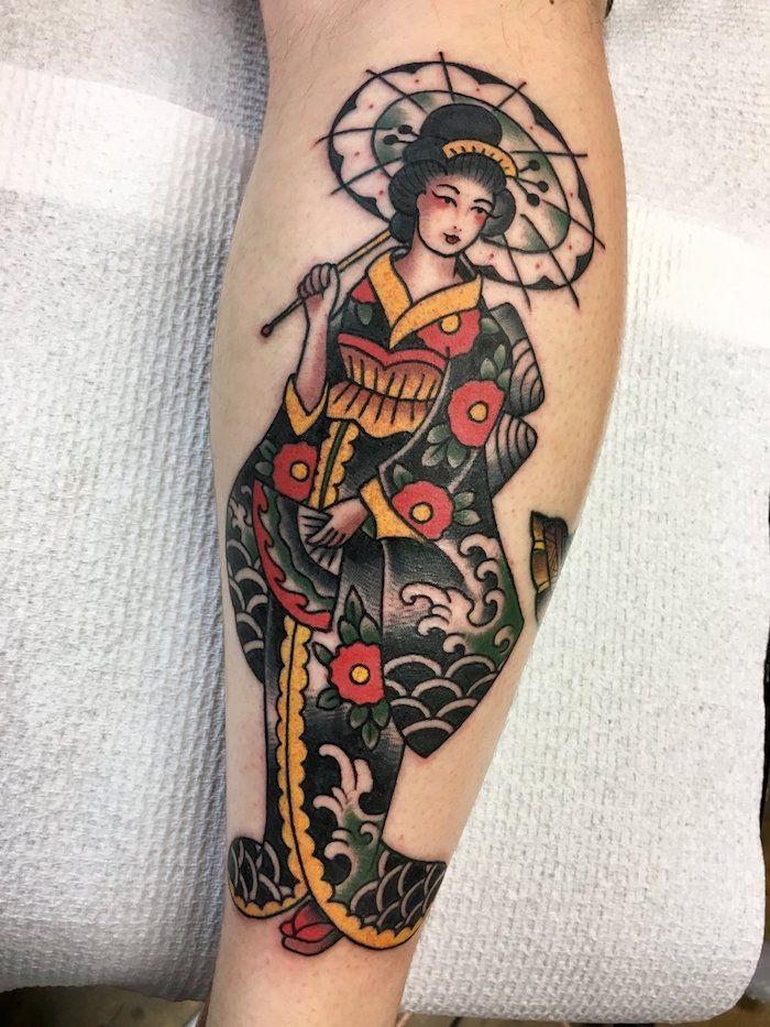 1001 id es fleurs de lotus pinterest tatouage geisha tatouage et tattoo japonais. Black Bedroom Furniture Sets. Home Design Ideas
