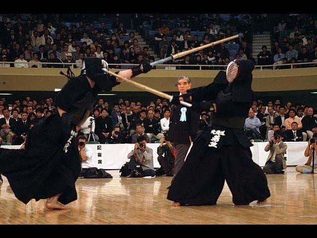 [Begin Japanology] Season 2 EP25 : Kendo 2009-08-29