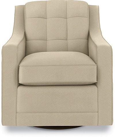 Madison Swivel Occasional Chair By La Z Boy