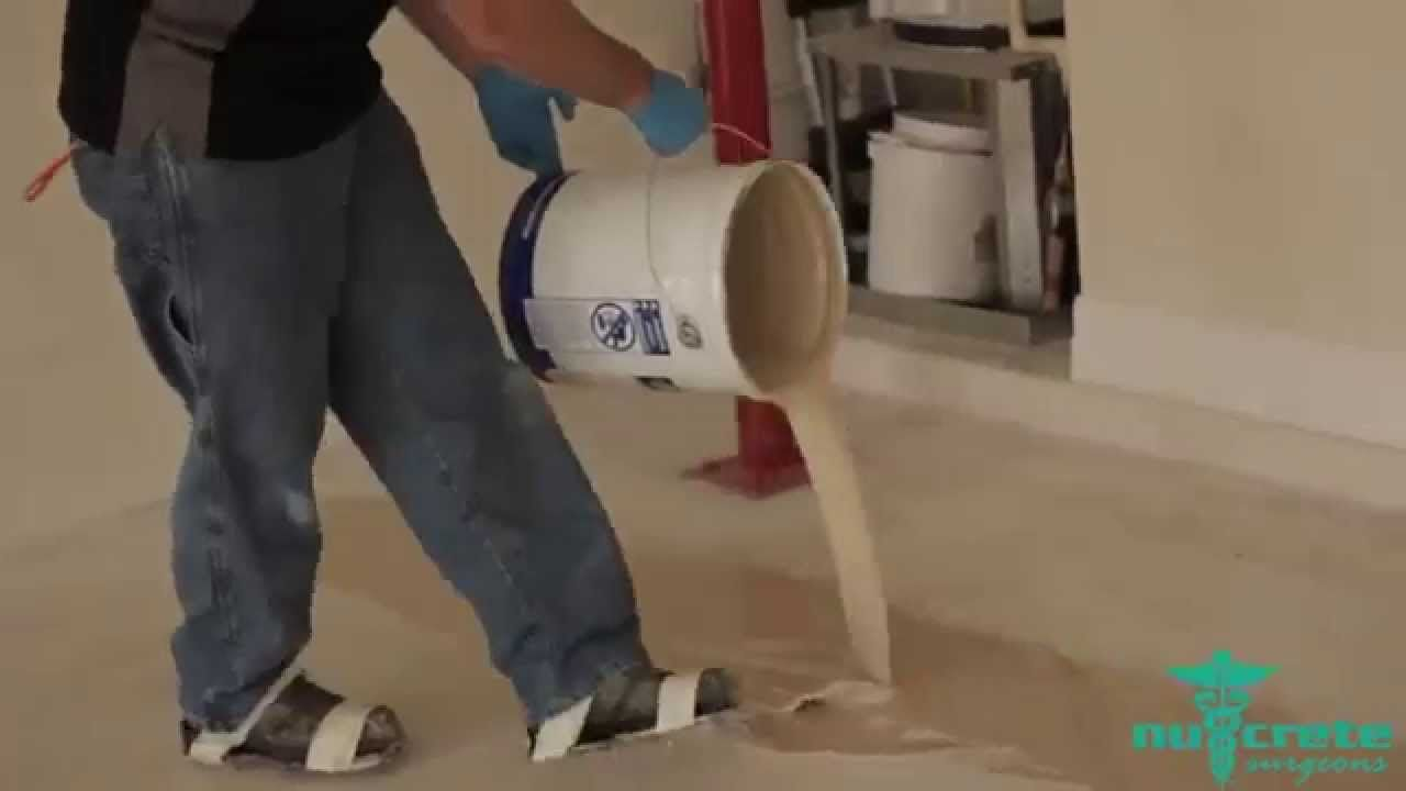 Learn how to apply epoxy coatings to any garage floor. We will walk you through the process of applying epoxy coatings perfect for the industries DIYer's and concrete contractors. #epoxy #flooring