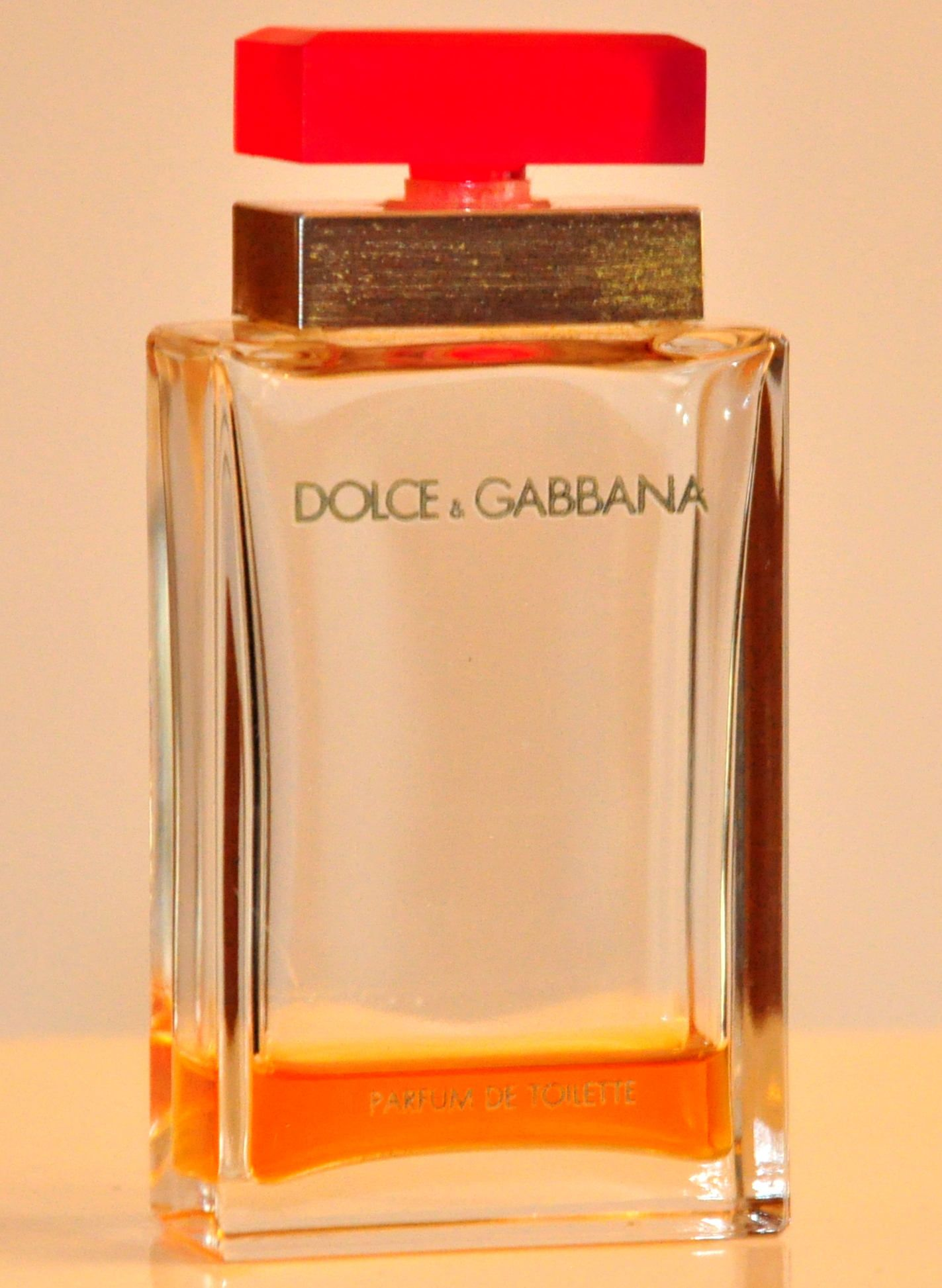 the latest 5e2d4 6a3fc Dolce & Gabbana Classic Red Eau de Toilette Edt 50ML Fl. Oz ...