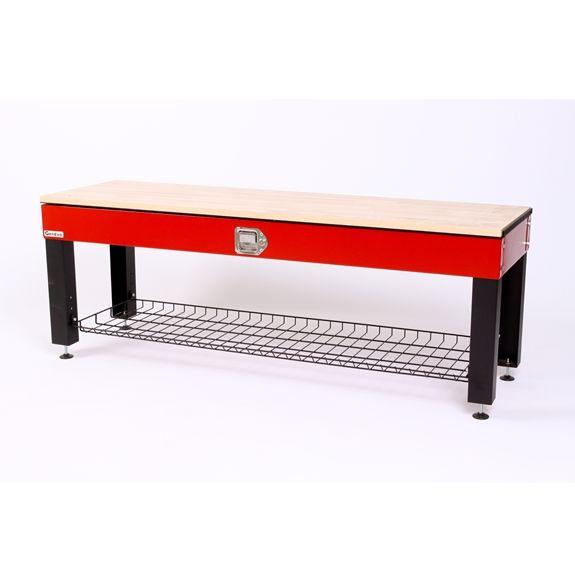 Geneva Garage Gear 6' Modular Workbench Red - $645.71