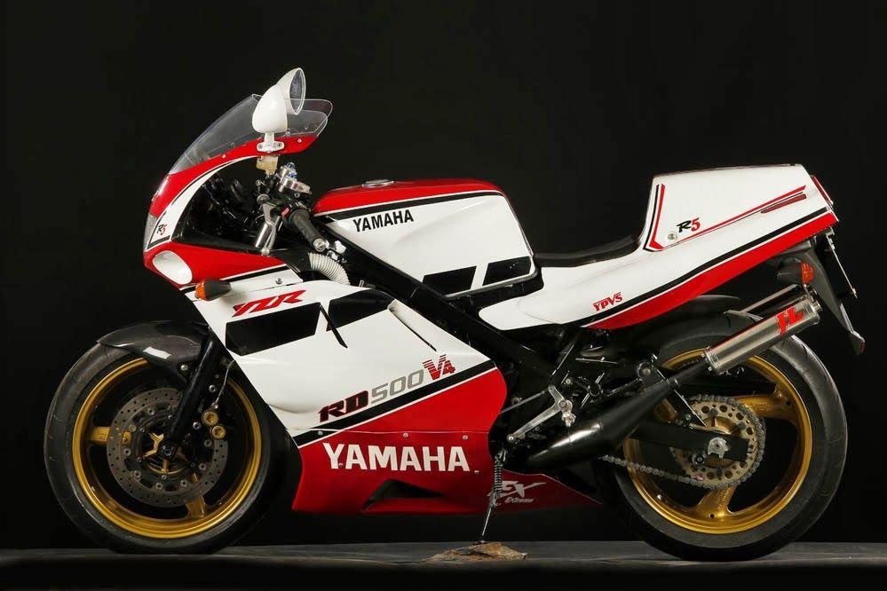 Racing Cafè: Yamaha RD 500 LC by Fernando Rodríguez