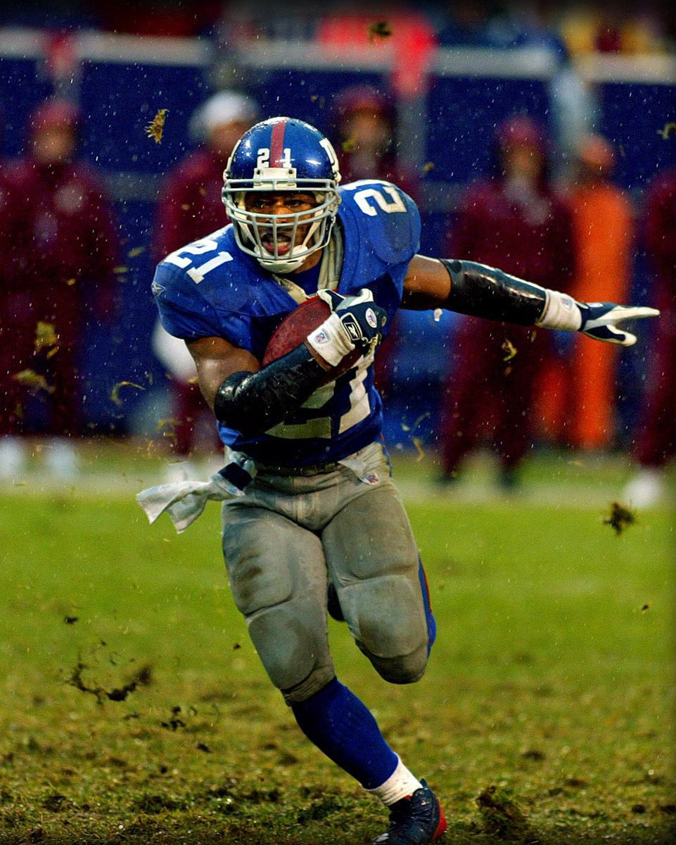 Image result for tiki barber giants