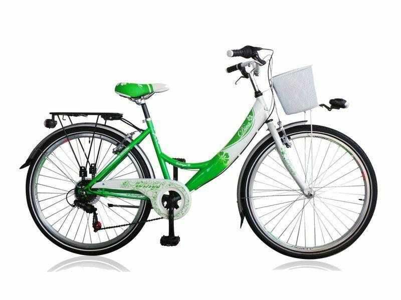 26 Zoll Kinder Damenfahrrad City Fahrrad Bike Rad Kinderfahrrad
