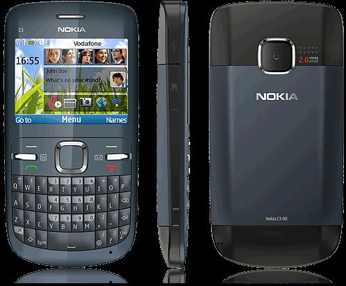 Nokia C3 Review Geek Super Contract phones, Nokia, Phone