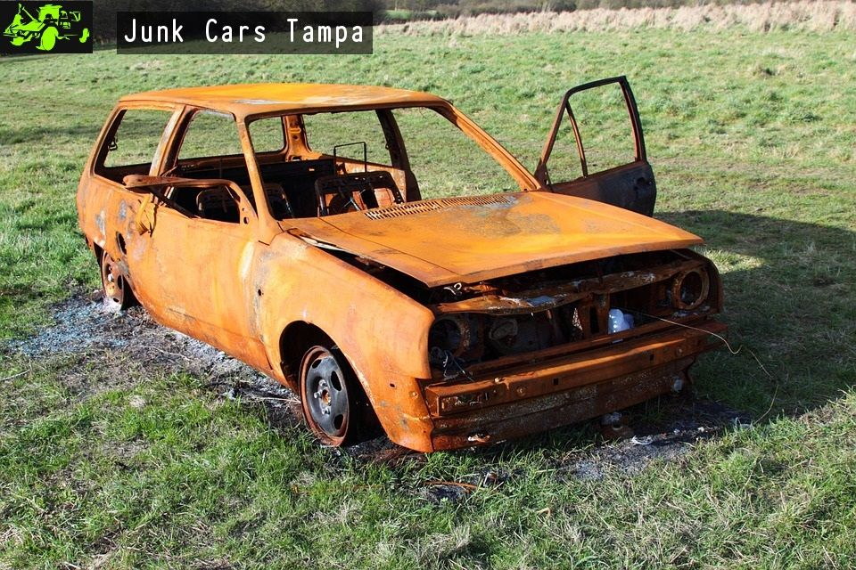 Need to sell your junk cars in Tampa? contact SellMyHoopty, one of a ...