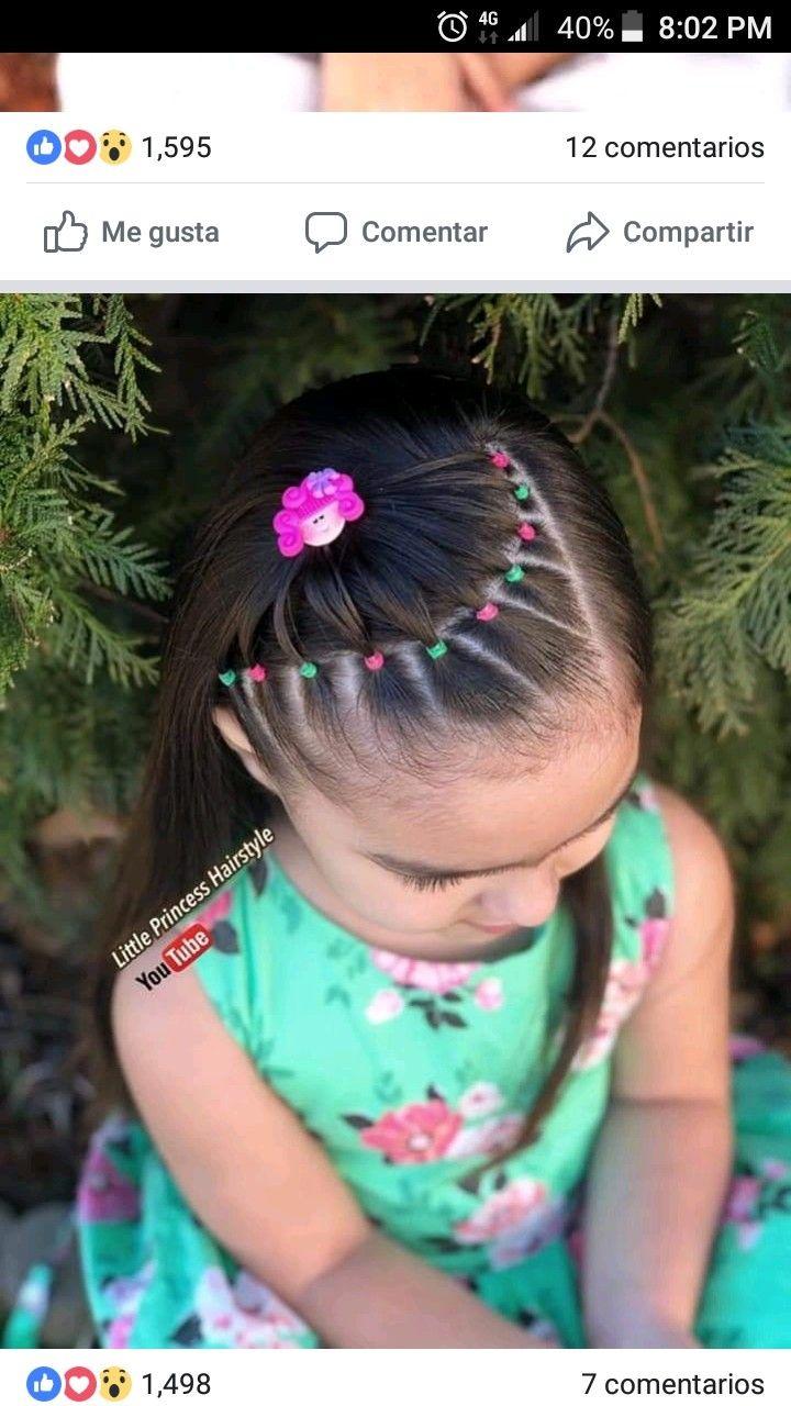 Peinados Para Ninas De 8 Anos