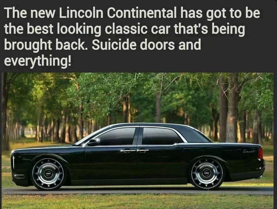 New Lincoln Muscle Cars Pinterest Cars Lincoln Continental