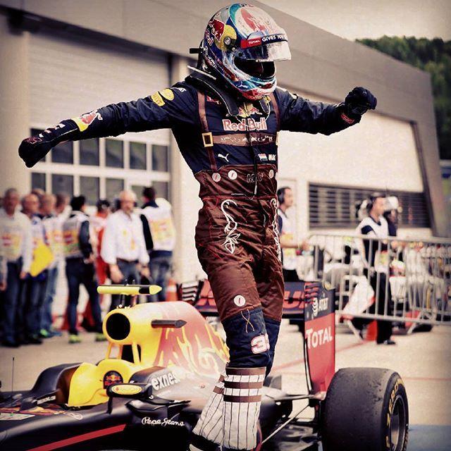 Ink361 The Instagram Web Interface Red Bull Racing Max Verstappen Ayrton Senna