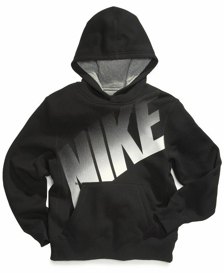 d039856f FOR ME :) Nike Boys' YA76 Hoodie - Kids Shop All Boys - Macy's ...