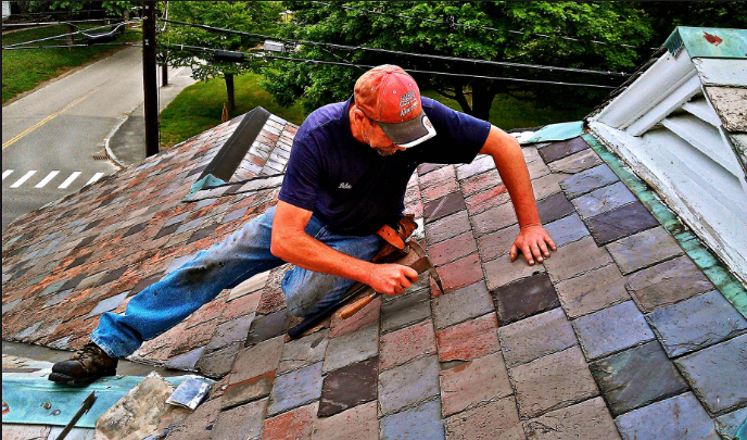Contact To A A Abbey Roofing For Best Roof Tiling Flat Roofing Roof Repair In Cockett At Best Prices With Images Roof Repair Roofing Roofing Contractors