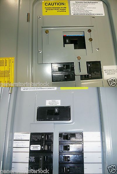 Generator Fuse Box Wiring Diagram