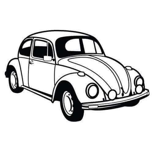 1961 Vw Van