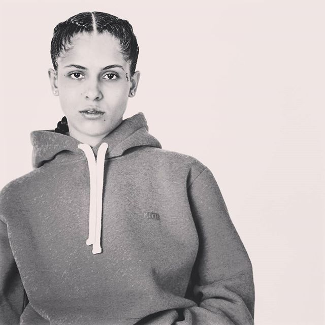 WCW honors go out to @070Shake! It's no surprise the Jersey