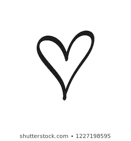 Hand Drawn Hearts Images Stock Photos Vectors Shutterstock Heart Hands Drawing How To Draw Hands Love Heart Images