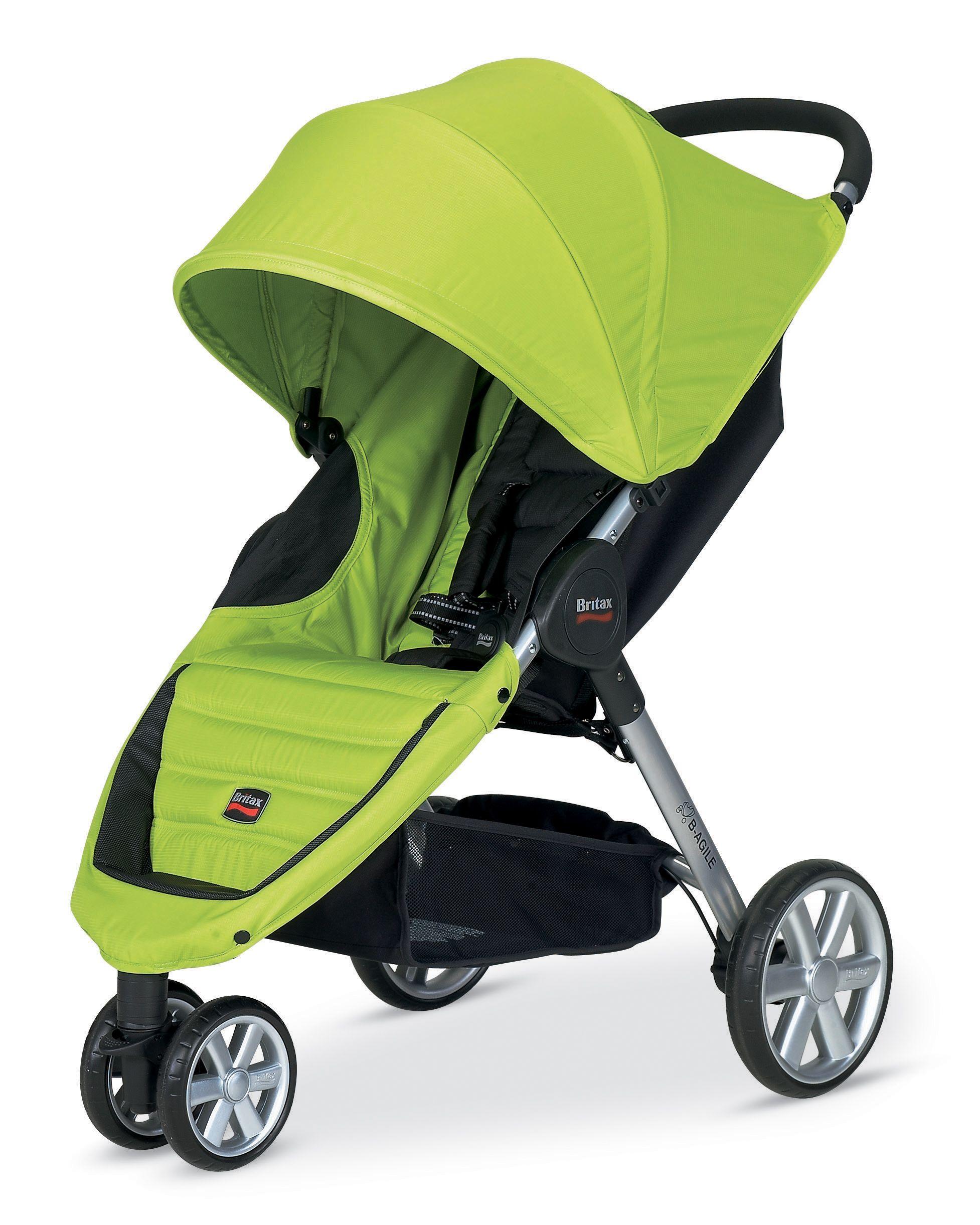 Britax BAgile Kiwi Baby strollers, Britax stroller