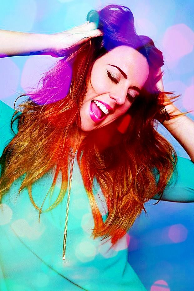 Radikal Records - #MelanieC #SportySpice #SpiceGirls #XFactorUK #MattCardle #MelC #neon #fashion #style #colorful #LovingYou https://itunes.apple.com/ca/album/loving-you-single/id687886988