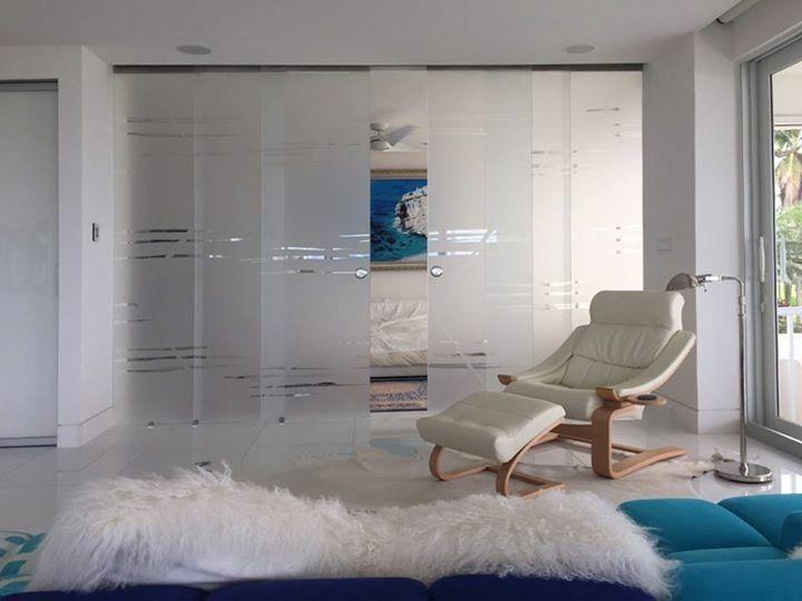 per dare luce ai tuoi spazi interni: ghibli lido grigio è la porta ... - Disegni Porte Vetro Satinato
